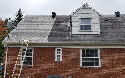 Can black streaks on your roof stains be causing illness?